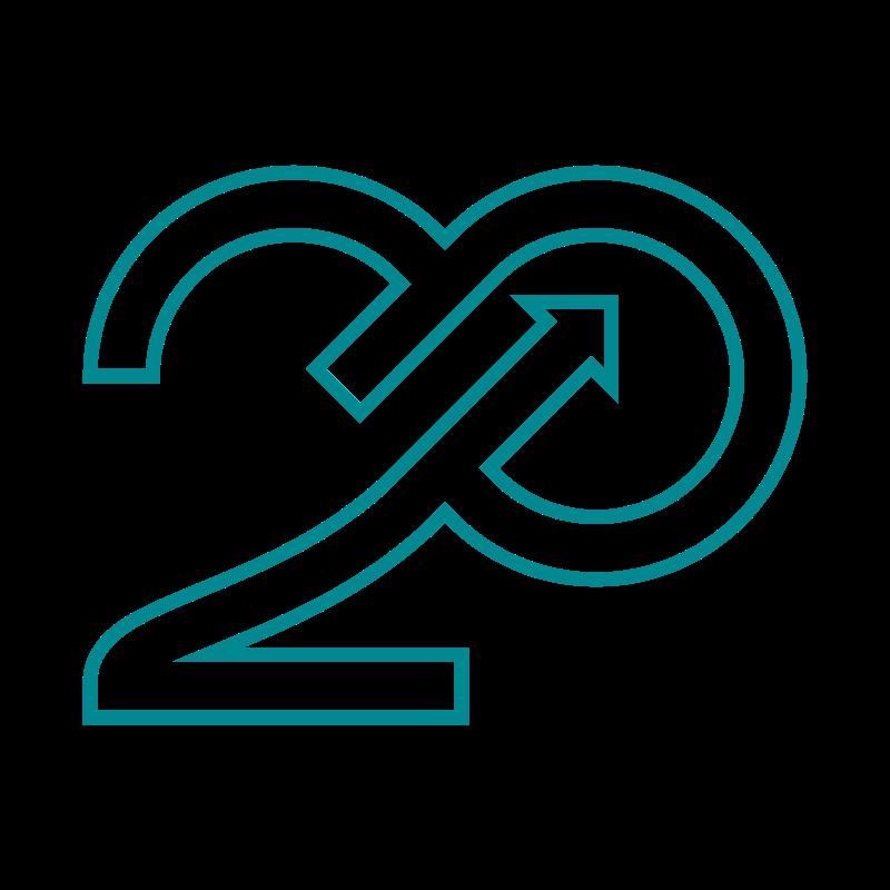 20 ev logo